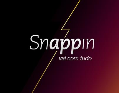 Snappin iOS app