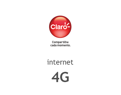 4G – Claro